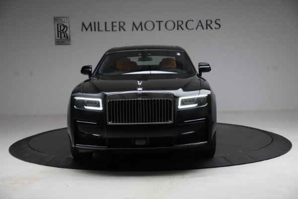 New 2021 Rolls-Royce Ghost for sale Sold at Rolls-Royce Motor Cars Greenwich in Greenwich CT 06830 2