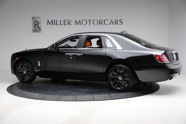 New 2021 Rolls-Royce Ghost for sale Sold at Rolls-Royce Motor Cars Greenwich in Greenwich CT 06830 5