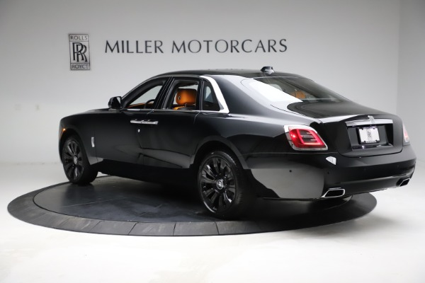 New 2021 Rolls-Royce Ghost for sale Sold at Rolls-Royce Motor Cars Greenwich in Greenwich CT 06830 6