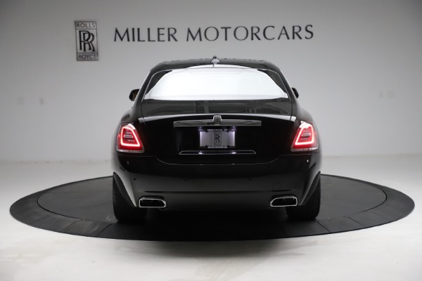 New 2021 Rolls-Royce Ghost for sale Sold at Rolls-Royce Motor Cars Greenwich in Greenwich CT 06830 7