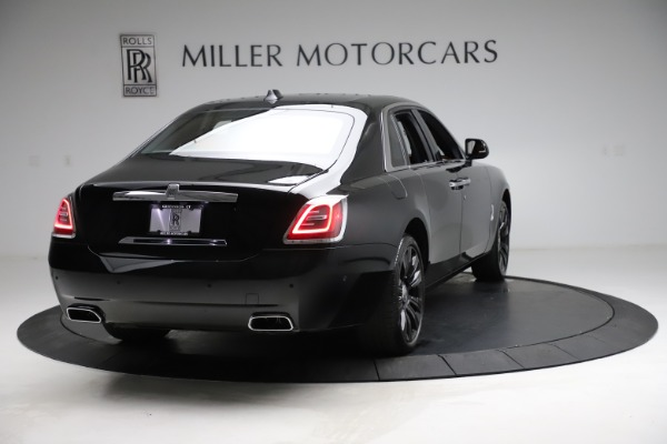 New 2021 Rolls-Royce Ghost for sale Sold at Rolls-Royce Motor Cars Greenwich in Greenwich CT 06830 8