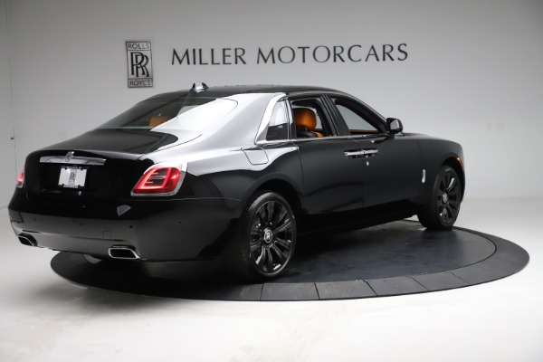 New 2021 Rolls-Royce Ghost for sale Sold at Rolls-Royce Motor Cars Greenwich in Greenwich CT 06830 9