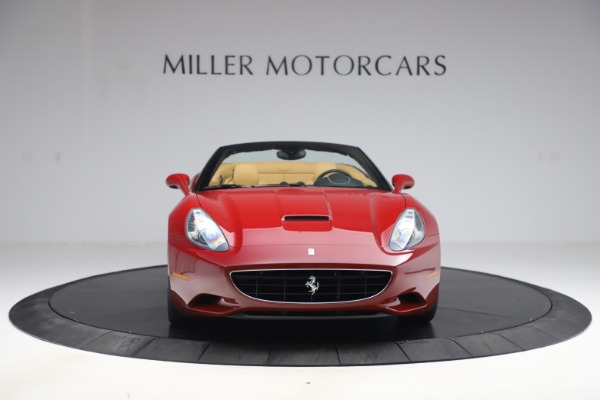 Used 2014 Ferrari California 30 for sale Sold at Rolls-Royce Motor Cars Greenwich in Greenwich CT 06830 12