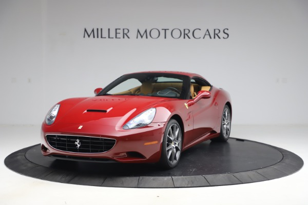 Used 2014 Ferrari California 30 for sale Sold at Rolls-Royce Motor Cars Greenwich in Greenwich CT 06830 13