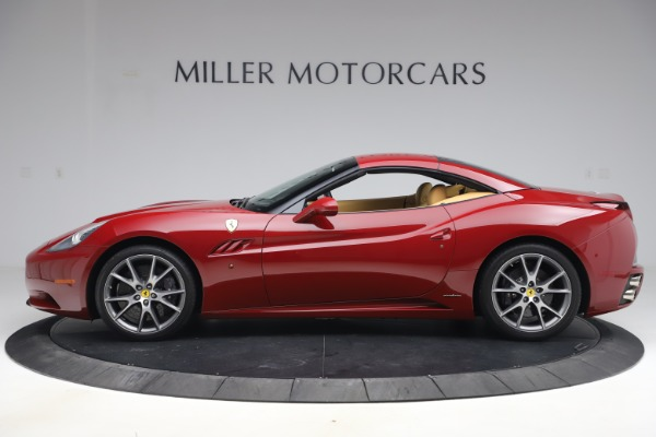 Used 2014 Ferrari California 30 for sale Sold at Rolls-Royce Motor Cars Greenwich in Greenwich CT 06830 14