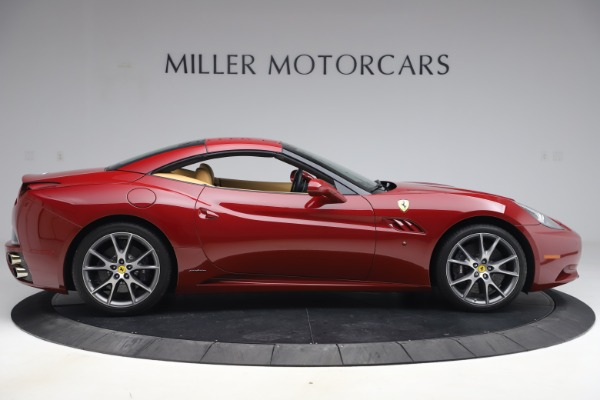 Used 2014 Ferrari California 30 for sale Sold at Rolls-Royce Motor Cars Greenwich in Greenwich CT 06830 17