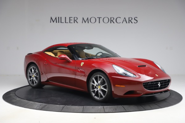 Used 2014 Ferrari California 30 for sale Sold at Rolls-Royce Motor Cars Greenwich in Greenwich CT 06830 18