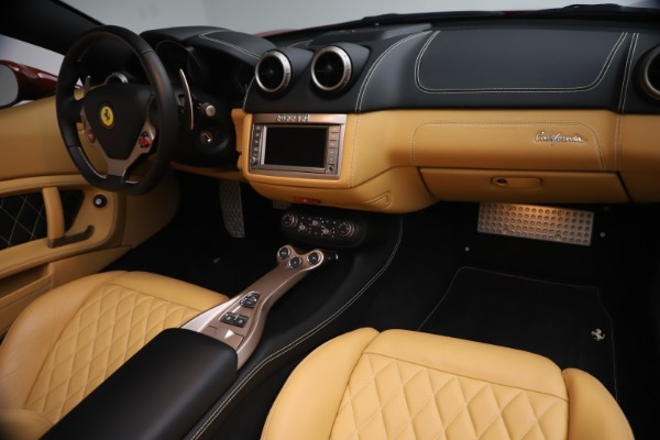 Used 2014 Ferrari California 30 for sale Sold at Rolls-Royce Motor Cars Greenwich in Greenwich CT 06830 24