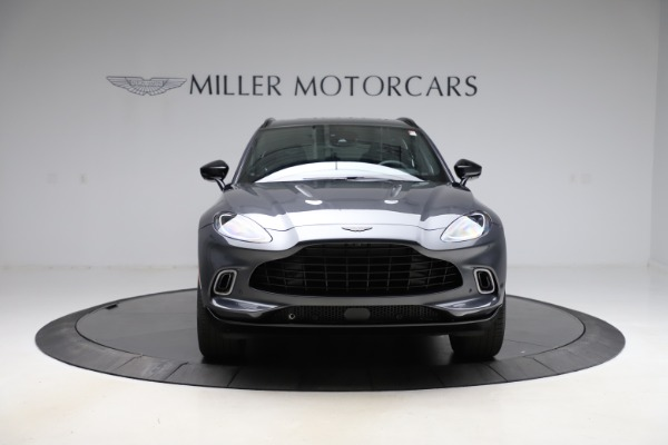 New 2021 Aston Martin DBX for sale $201,586 at Rolls-Royce Motor Cars Greenwich in Greenwich CT 06830 11