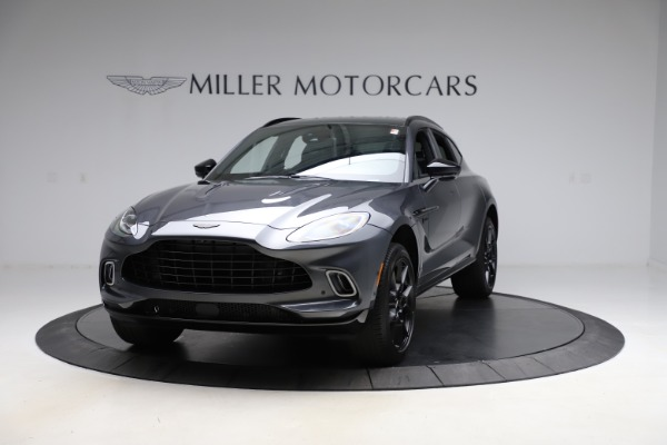 New 2021 Aston Martin DBX for sale $201,586 at Rolls-Royce Motor Cars Greenwich in Greenwich CT 06830 12