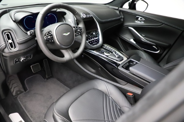 New 2021 Aston Martin DBX for sale $201,586 at Rolls-Royce Motor Cars Greenwich in Greenwich CT 06830 13