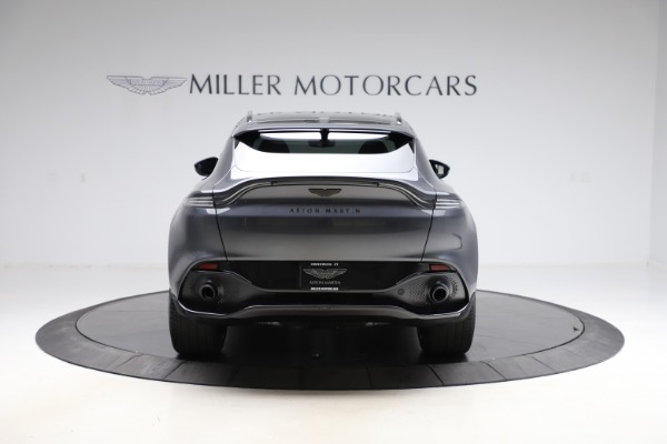 New 2021 Aston Martin DBX for sale $201,586 at Rolls-Royce Motor Cars Greenwich in Greenwich CT 06830 5