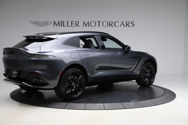 New 2021 Aston Martin DBX for sale $201,586 at Rolls-Royce Motor Cars Greenwich in Greenwich CT 06830 7