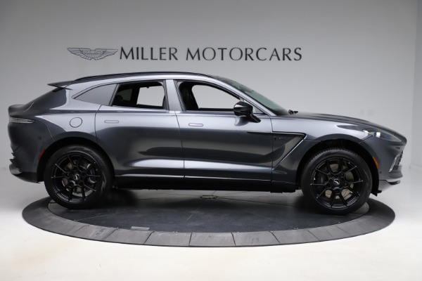New 2021 Aston Martin DBX for sale $201,586 at Rolls-Royce Motor Cars Greenwich in Greenwich CT 06830 8