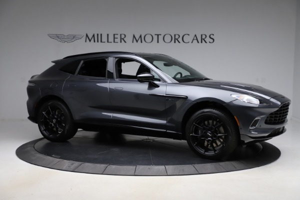New 2021 Aston Martin DBX for sale $201,586 at Rolls-Royce Motor Cars Greenwich in Greenwich CT 06830 9
