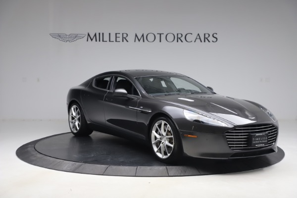 Used 2017 Aston Martin Rapide S Sedan for sale $135,900 at Rolls-Royce Motor Cars Greenwich in Greenwich CT 06830 10