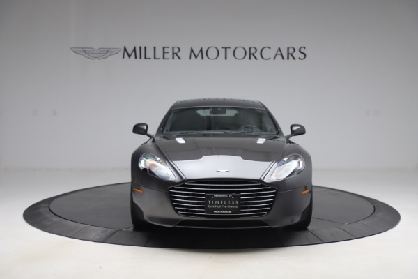 Used 2017 Aston Martin Rapide S Sedan for sale $135,900 at Rolls-Royce Motor Cars Greenwich in Greenwich CT 06830 11