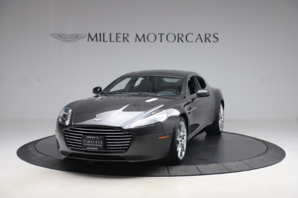 Used 2017 Aston Martin Rapide S Sedan for sale $135,900 at Rolls-Royce Motor Cars Greenwich in Greenwich CT 06830 12