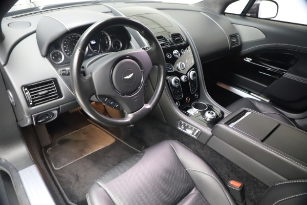 Used 2017 Aston Martin Rapide S for sale $135,900 at Rolls-Royce Motor Cars Greenwich in Greenwich CT 06830 13