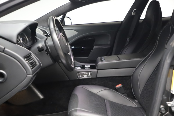 Used 2017 Aston Martin Rapide S for sale $135,900 at Rolls-Royce Motor Cars Greenwich in Greenwich CT 06830 14