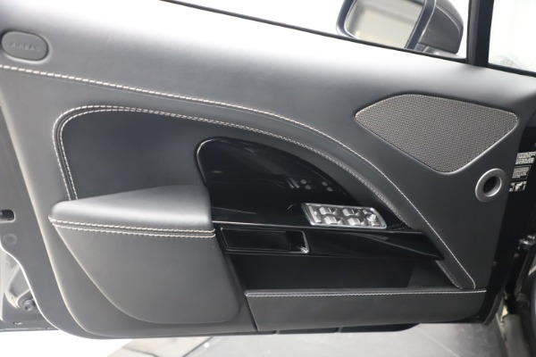Used 2017 Aston Martin Rapide S for sale $135,900 at Rolls-Royce Motor Cars Greenwich in Greenwich CT 06830 16