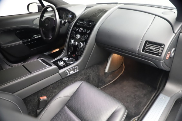 Used 2017 Aston Martin Rapide S for sale $135,900 at Rolls-Royce Motor Cars Greenwich in Greenwich CT 06830 19