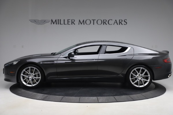Used 2017 Aston Martin Rapide S Sedan for sale $135,900 at Rolls-Royce Motor Cars Greenwich in Greenwich CT 06830 2