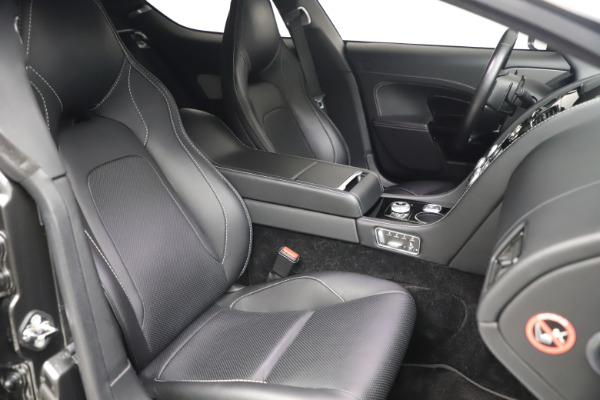 Used 2017 Aston Martin Rapide S for sale $135,900 at Rolls-Royce Motor Cars Greenwich in Greenwich CT 06830 21