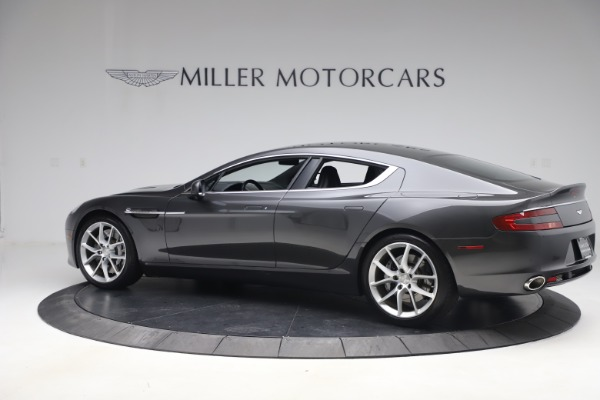 Used 2017 Aston Martin Rapide S Sedan for sale $135,900 at Rolls-Royce Motor Cars Greenwich in Greenwich CT 06830 3
