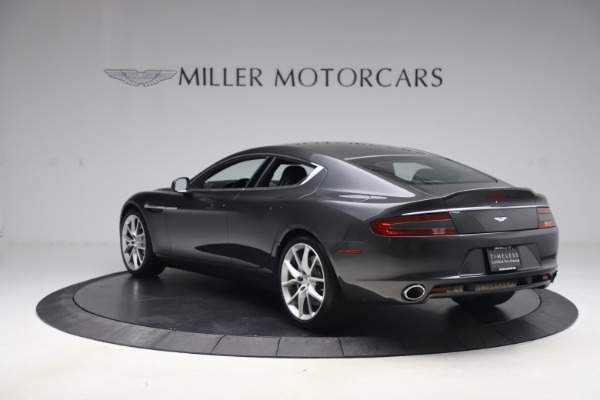 Used 2017 Aston Martin Rapide S for sale $135,900 at Rolls-Royce Motor Cars Greenwich in Greenwich CT 06830 4