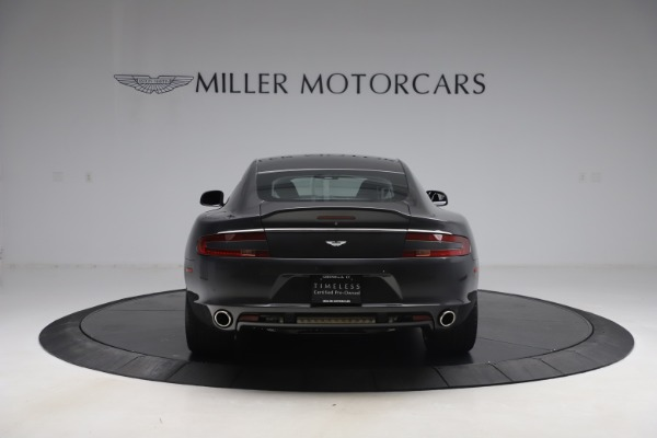 Used 2017 Aston Martin Rapide S for sale $135,900 at Rolls-Royce Motor Cars Greenwich in Greenwich CT 06830 5