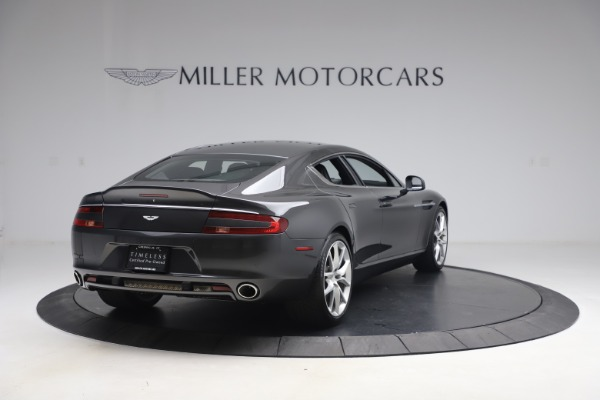 Used 2017 Aston Martin Rapide S for sale $135,900 at Rolls-Royce Motor Cars Greenwich in Greenwich CT 06830 6