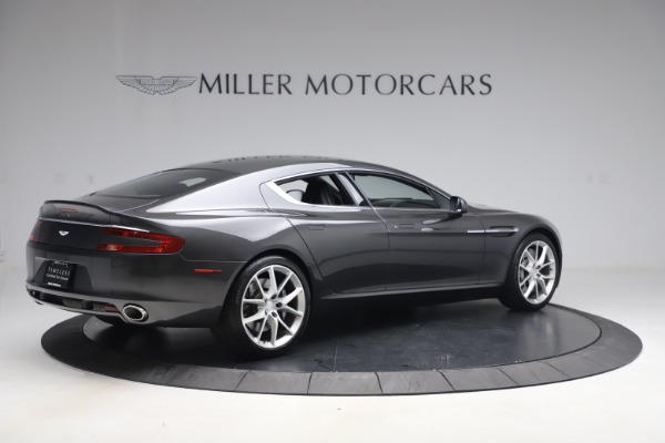 Used 2017 Aston Martin Rapide S for sale $135,900 at Rolls-Royce Motor Cars Greenwich in Greenwich CT 06830 7