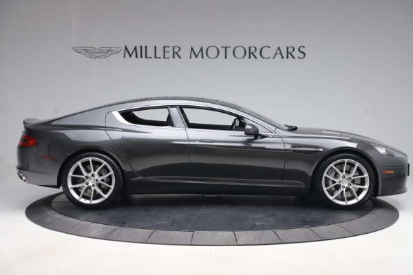 Used 2017 Aston Martin Rapide S Sedan for sale $135,900 at Rolls-Royce Motor Cars Greenwich in Greenwich CT 06830 8
