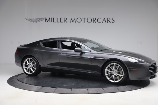 Used 2017 Aston Martin Rapide S Sedan for sale $135,900 at Rolls-Royce Motor Cars Greenwich in Greenwich CT 06830 9