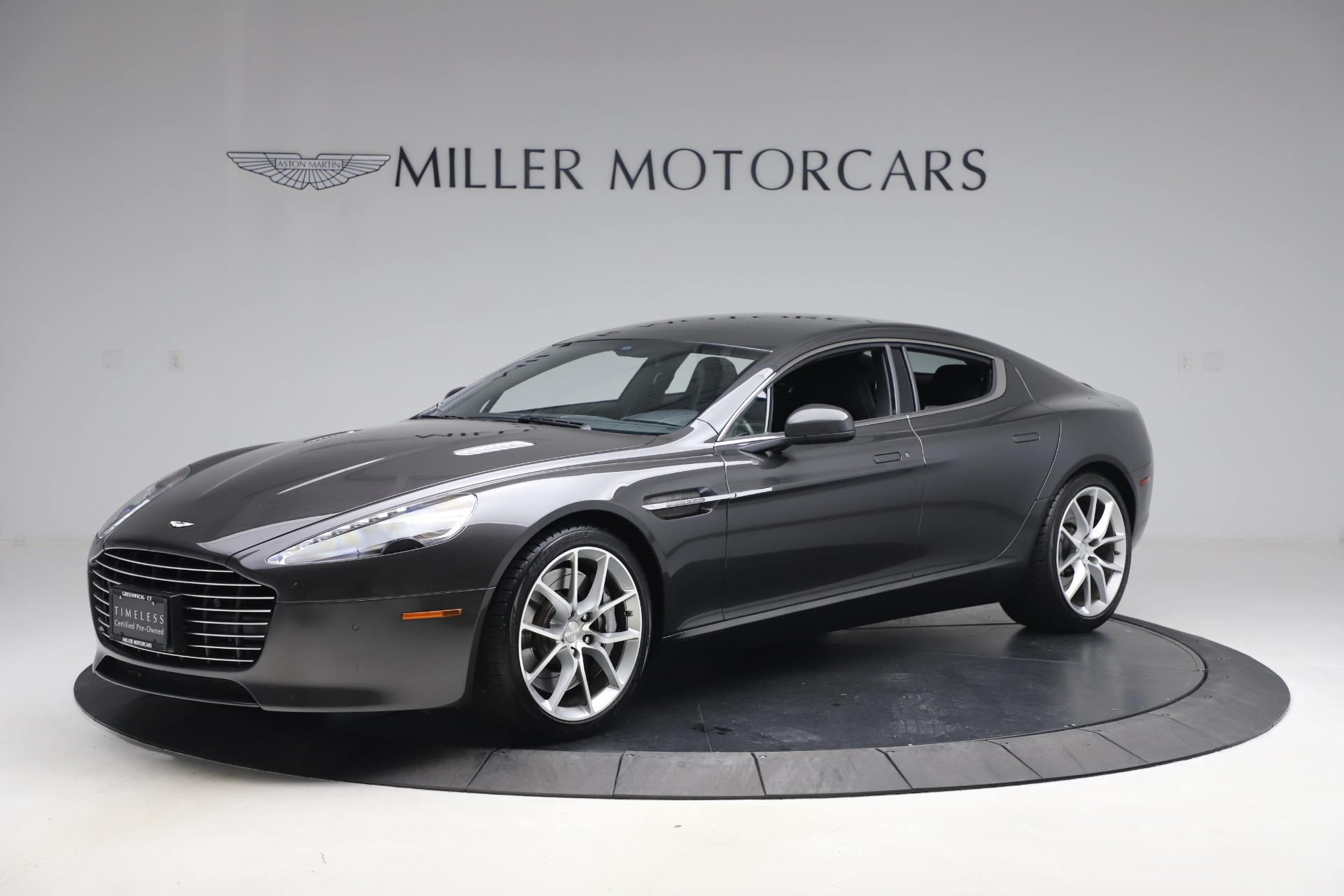 Used 2017 Aston Martin Rapide S Sedan for sale $135,900 at Rolls-Royce Motor Cars Greenwich in Greenwich CT 06830 1