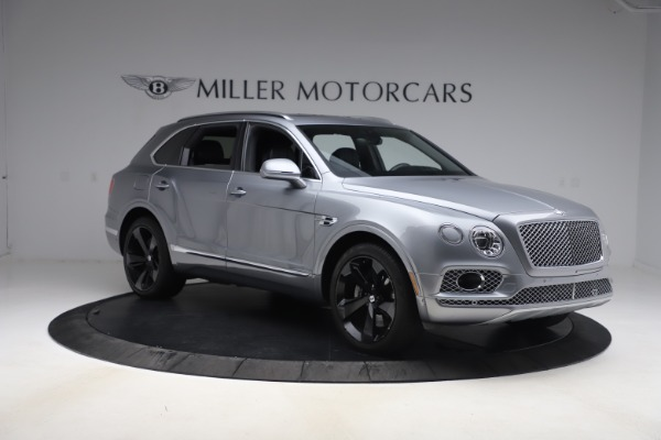 Used 2018 Bentley Bentayga W12 Signature Edition for sale $149,900 at Rolls-Royce Motor Cars Greenwich in Greenwich CT 06830 12