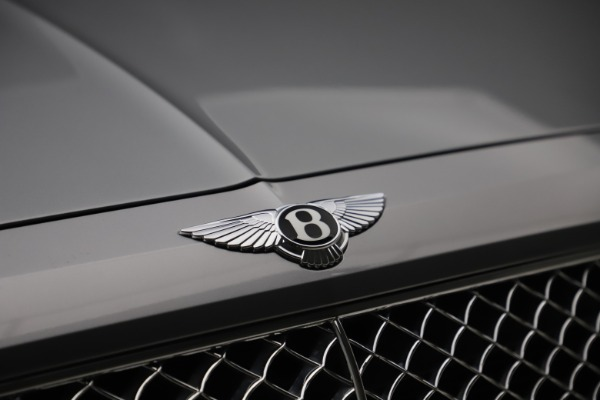 Used 2018 Bentley Bentayga W12 Signature Edition for sale $149,900 at Rolls-Royce Motor Cars Greenwich in Greenwich CT 06830 15