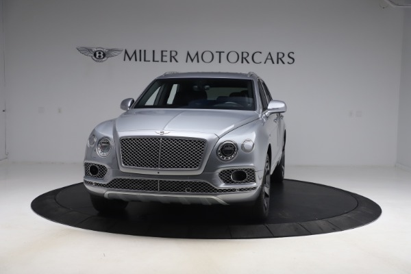 Used 2018 Bentley Bentayga W12 Signature Edition for sale $149,900 at Rolls-Royce Motor Cars Greenwich in Greenwich CT 06830 2