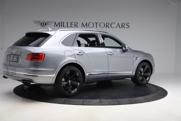 Used 2018 Bentley Bentayga W12 Signature Edition for sale $149,900 at Rolls-Royce Motor Cars Greenwich in Greenwich CT 06830 9