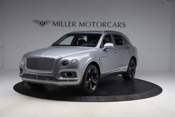 Used 2018 Bentley Bentayga W12 Signature for sale $154,900 at Rolls-Royce Motor Cars Greenwich in Greenwich CT 06830 1