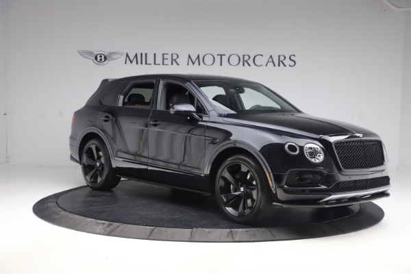Used 2018 Bentley Bentayga Black Edition for sale $169,900 at Rolls-Royce Motor Cars Greenwich in Greenwich CT 06830 11