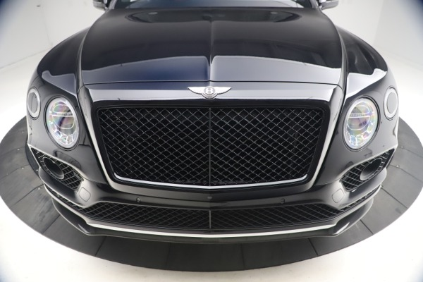 Used 2018 Bentley Bentayga Black Edition for sale $169,900 at Rolls-Royce Motor Cars Greenwich in Greenwich CT 06830 13