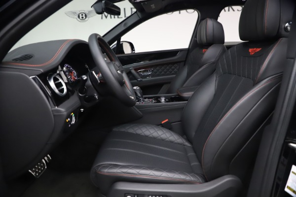 Used 2018 Bentley Bentayga Black Edition for sale $169,900 at Rolls-Royce Motor Cars Greenwich in Greenwich CT 06830 18