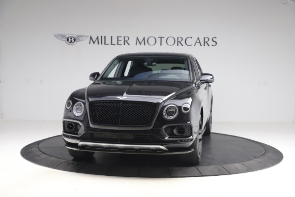 Used 2018 Bentley Bentayga Black Edition for sale $169,900 at Rolls-Royce Motor Cars Greenwich in Greenwich CT 06830 2