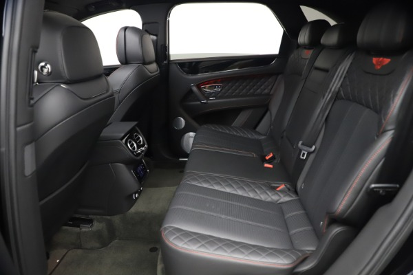 Used 2018 Bentley Bentayga Black Edition for sale $169,900 at Rolls-Royce Motor Cars Greenwich in Greenwich CT 06830 21