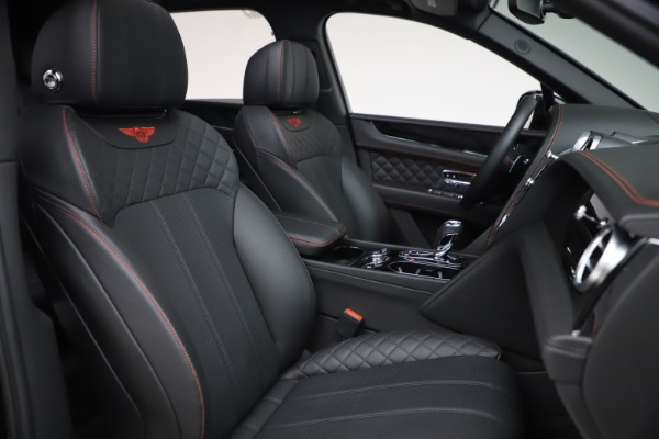 Used 2018 Bentley Bentayga Black Edition for sale $169,900 at Rolls-Royce Motor Cars Greenwich in Greenwich CT 06830 26
