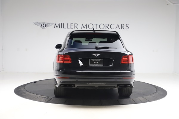 Used 2018 Bentley Bentayga Black Edition for sale $169,900 at Rolls-Royce Motor Cars Greenwich in Greenwich CT 06830 6