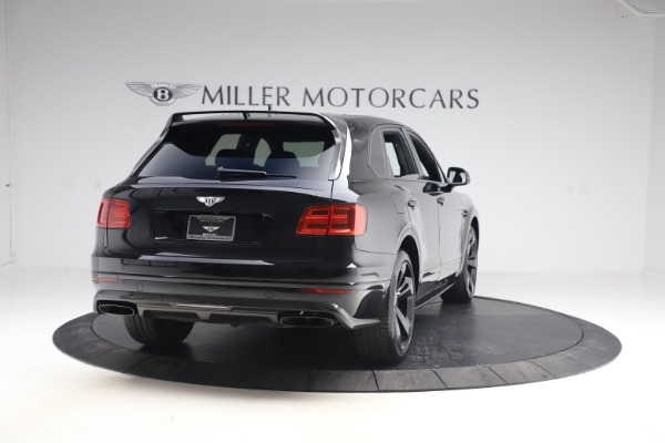 Used 2018 Bentley Bentayga Black Edition for sale $169,900 at Rolls-Royce Motor Cars Greenwich in Greenwich CT 06830 7