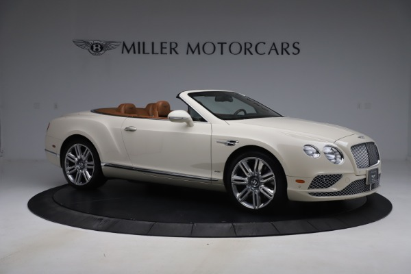 Used 2017 Bentley Continental GT W12 for sale $159,900 at Rolls-Royce Motor Cars Greenwich in Greenwich CT 06830 10